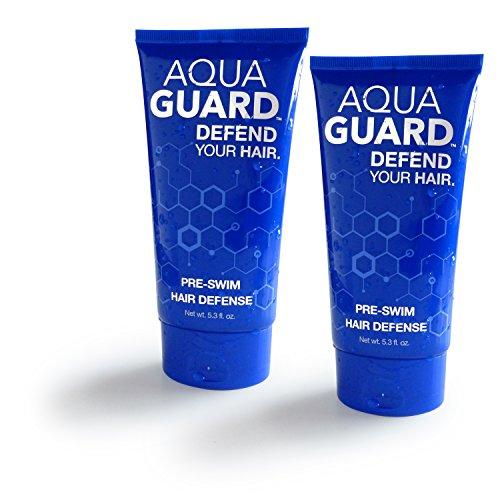 AquaGuard Pre-Swim Hair Defense 5.3 oz (2 pack) (Swimmers Body Wash)