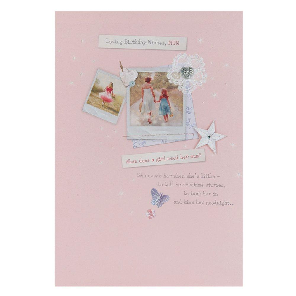 Box Contains 1 Card Envelope Hallmark Birthday