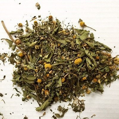 Image of Small Pet Select - Heavenly Green Crunch Herbal Blend