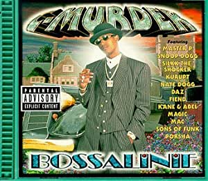 C Murder Bossalinie Amazon Com Music