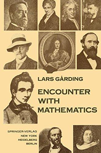Read Online Encounter with Mathematics pdf