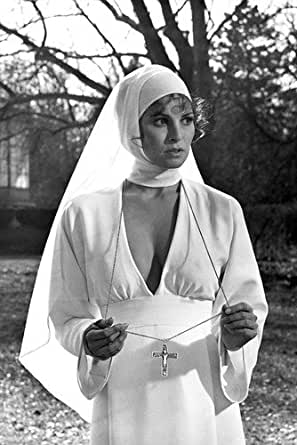 Fuzz Raquel Welch 24x36 Poster dressed as a nun at Amazon