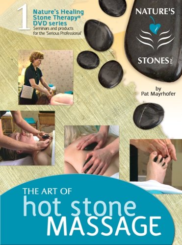- Hot Stone Full Body Massage DVD - Art of Nature's Healing Stone Therapy w/ 18 Page Digital Users Manual