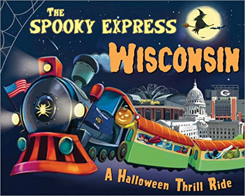 The Spooky Express Wisconsin -