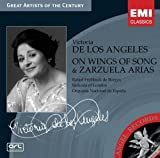 On the Wings Of Song and Zarzuela Arias - Victoria de los Angeles