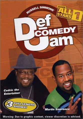 UPC 764315033831, Def Comedy Jam: More All Stars 1 [VHS]