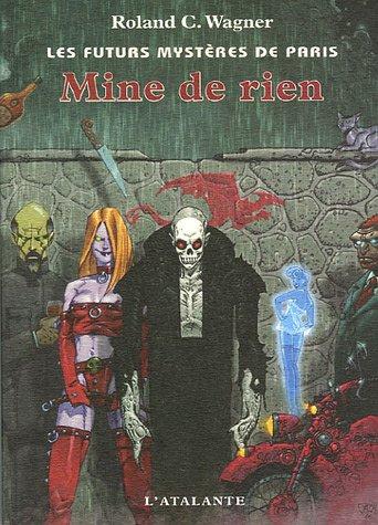 Download Les futurs mystères de Paris, Tome 9 : Mine de rien pdf epub