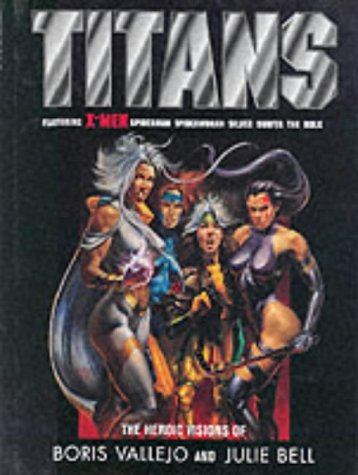 Read Online Titans: Heroic Visions PDF