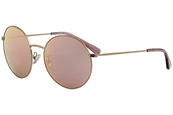 ba5e8e016 Image Unavailable. Image not available for. Color: Sunglasses Coach HC 7078  93091T ROSE GOLD