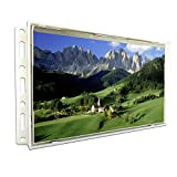 7†HD Open Frame LCD Commercial Advertising Display Screen