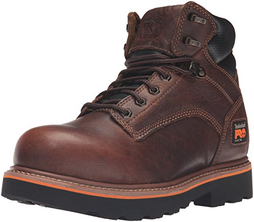 Timberland PRO Mens Ascender 6 Alloy Safety Toe Industrial and Construction Shoe