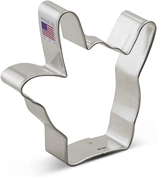 Amazon.com: Ann Clark mano Amor señal Cookie Cutter – 3.75 ...