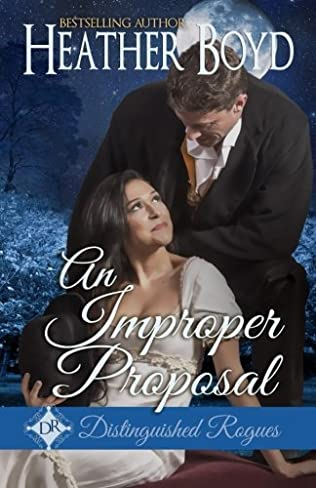 book cover of An Improper Proposal