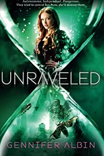 Book Cover: Unraveled