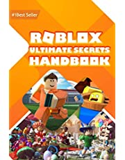 ROBLOX: Ultimate Secrets Handbook: Unofficial Strategy Guide Book Complete Essential Tips Tricks Cheats Hack Construction Starter Beginners Pro Builders Kids Boys Girls Teens Adults Gamer Fun Custom World Building Game Play Best Gaming Gift Ideas 2021