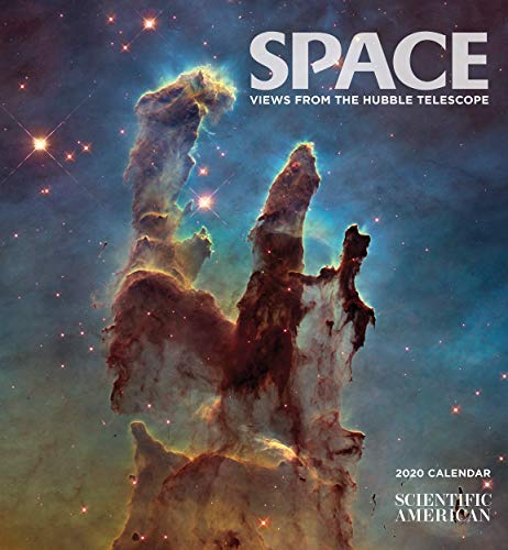 hubble space Calendar
