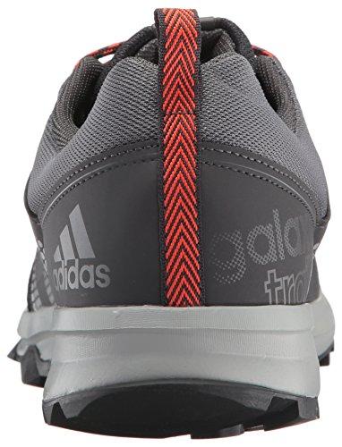 Adidas Mens Galaxy M Trail Runner Utility Nero / Grigio Cinque / Energia