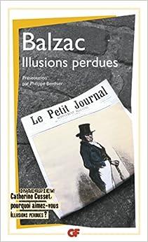 Book Illusions perdues