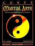 GURPS Martial Arts, C. J. Carella, 1556343140