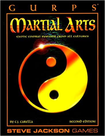 GURPS: Martial Arts GURPS: Generic Universal Role Playing ...