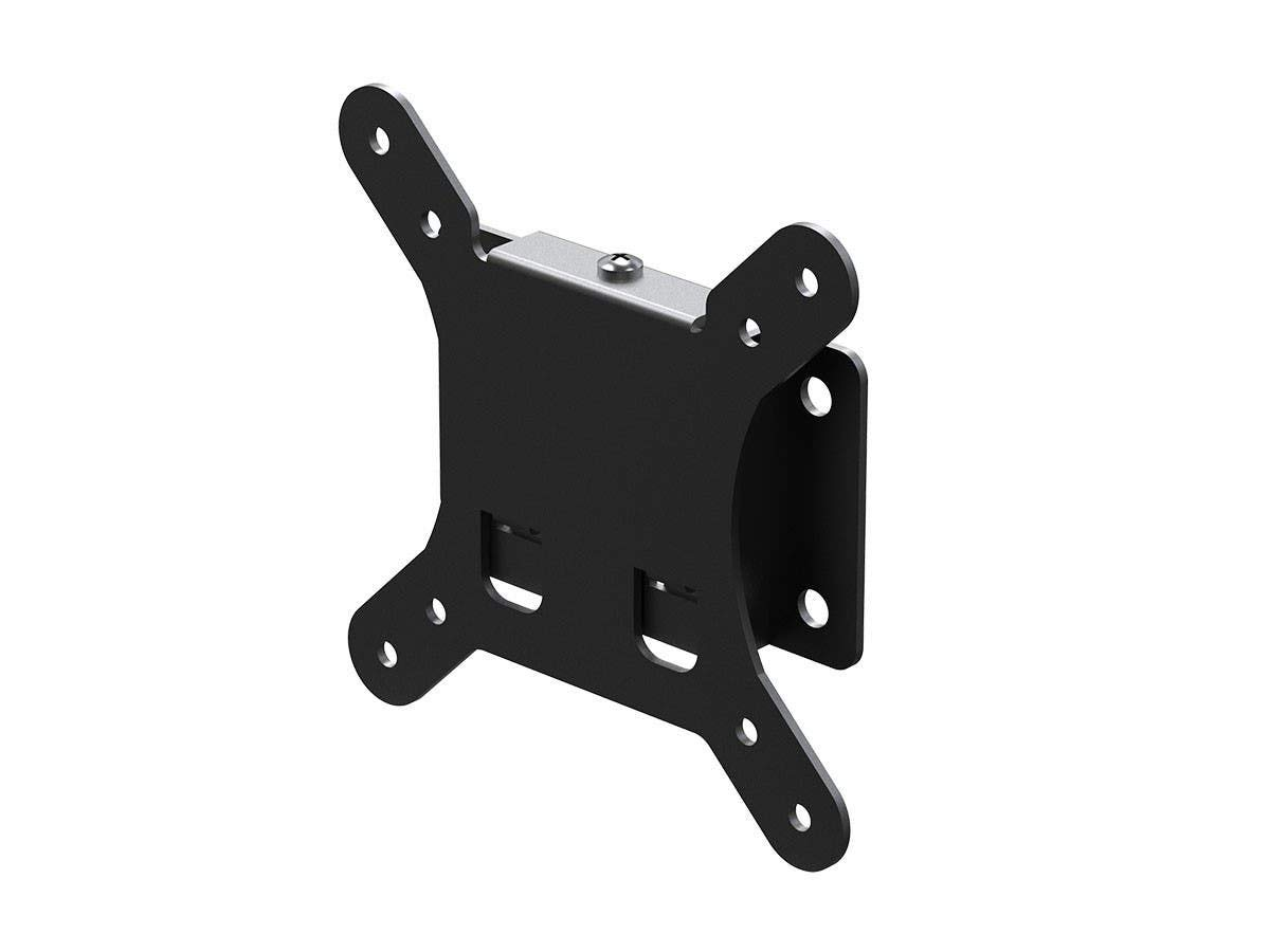Monoprice Fixed TV Wall Mount Bracket - for TVs 10in to 26in Max Weight 30lbs VESA Patterns Up to 100x100
