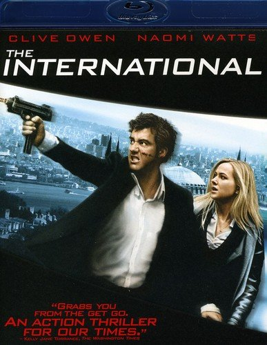 The International [Blu-ray] (Electronics International)