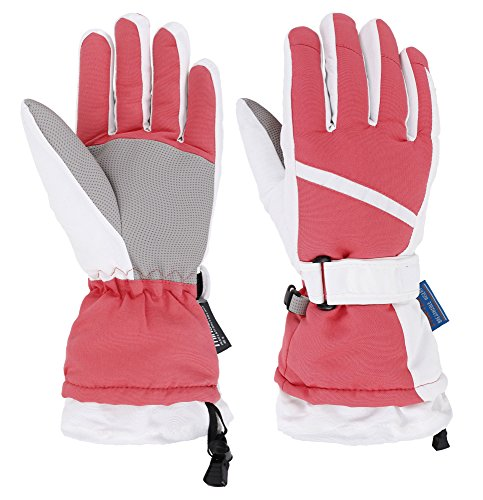 Womens Waterproof Thinsulate Winter Gloves product image