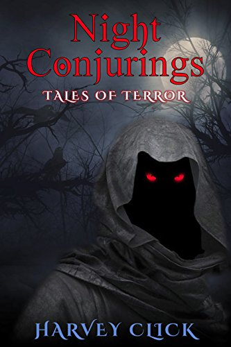 This Kindle Countdown Deal will give you chills!  Harvey Click's unsettling short tales in one terrifying collection: Night Conjurings
