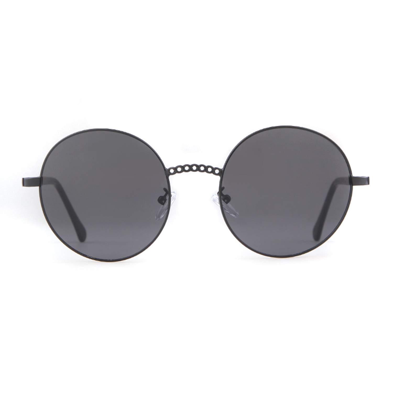 Amazon.com: Gafas de sol redondas para mujeres y hombres ...