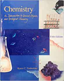 NEW Hardcover Timberlake Chemistry 13th Edition-Pearson