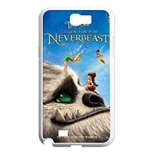 Tinkerbell and the Legend of the Neverbeast Samsung Galaxy N2 7100 Cell Phone Case White as a gift T5581053