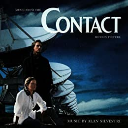 Contact Soundtrack Cover