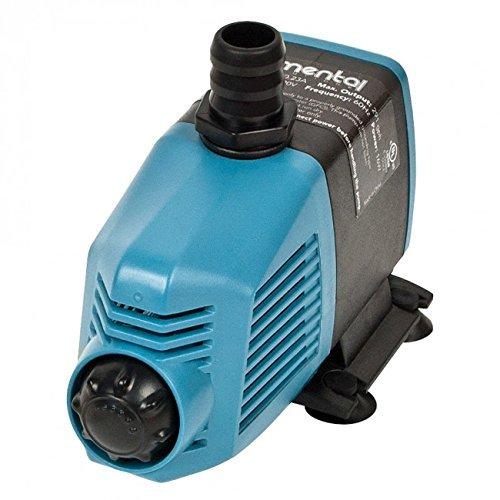UPC 872187009103, Elemental H2O Submersible Inline Pump 529 GPH Aquaponics & Hydroponics & Fountain use