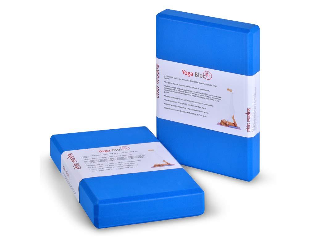 Bloc Eva non toxique - 30cm x 20cm x 5cm - Bleu