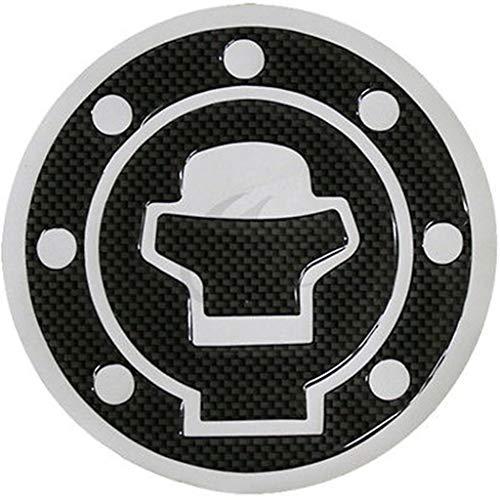 (Motorcycle Real Carbon Gas Fuel Tank Pad Decal Stickers for Suzuki GSX-R600 1992-2003 GSX-R750 1996-2003 GSX-R1000 2001-2002 SV650 1000 1999-2002 TL1000S 2002-2007 TL1000R 1998-2003 KATANA HAYABUSA)