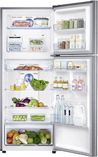 Samsung 394L Double Door Refrigerator