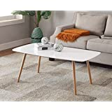 Convenience Concepts Oslo Coffee Table, White