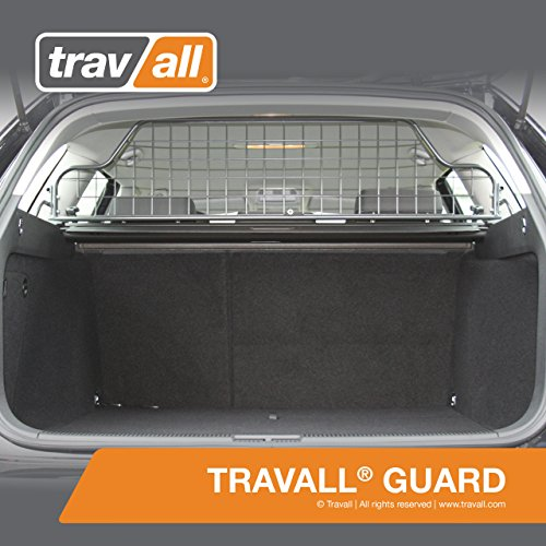 VOLKSWAGEN Jetta Sportwagen Golf Wagon Pet Barrier (2007-2015) - Original Travall Guard TDG1094 [MODELS WITHOUT SUNROOF ONLY] by Travall