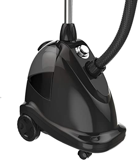 STEAMONE Black Plancha de vapor H10, Negro