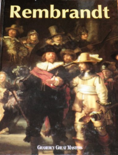Rembrandt (Gramercy Great Masters Series)
