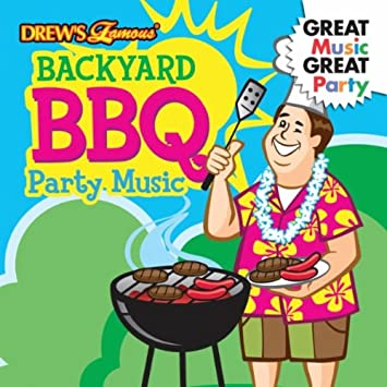 Hit Crew DF Backyard BBQ Party Music Amazoncom Music - Backyard bbq party cartoon
