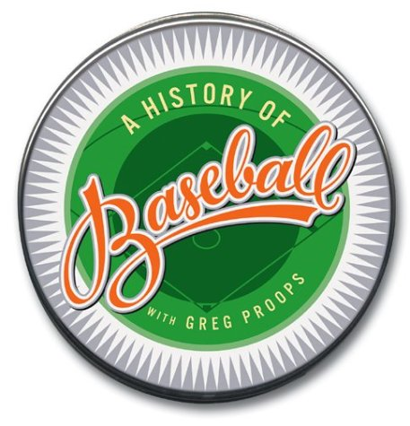 The History of Baseball (Highbridge Distribution) by Brand: Highbridge Audio
