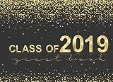 Class of 2019 Guest Book: (8.25 x 6 Lined) Blank Graduation Guest Book