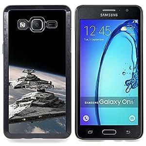 SKCASE Center / Funda Carcasa protectora - Destructores Estelares;;;;;;;; - Samsung Galaxy On5 O5