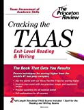 Cracking the TAAS Exit Level Reading and Writing, Gloria Levine, 0375755837