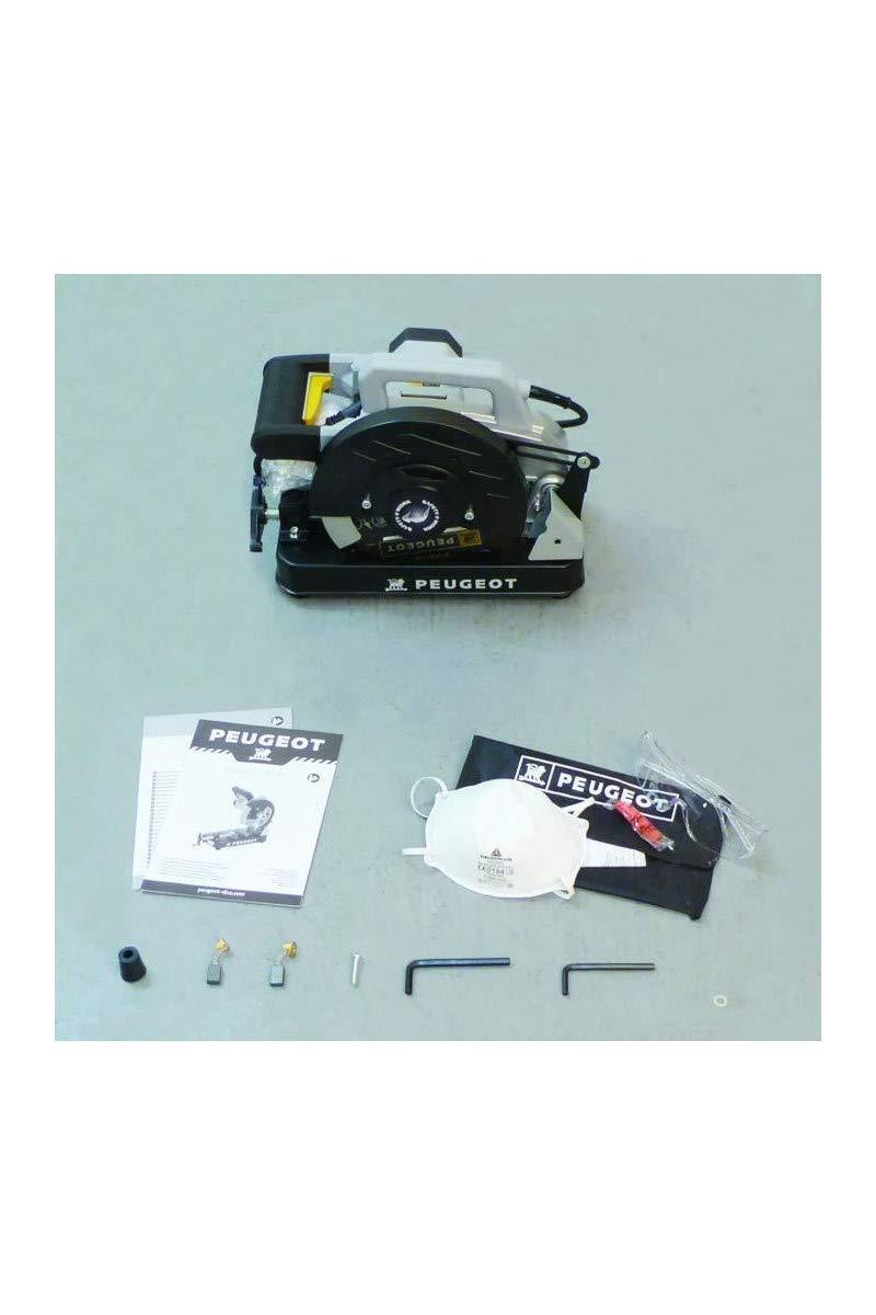 Rueda de corte Peugeot 180 mm, para la motosierra de metal de ENERGYCut 180MC de 180-185 mm y 1280 W