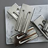 Astra shop Stainless Steel Popsicle Mold - Set of 4(Paddle Style)