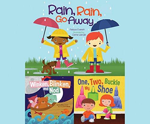 Rain, Rain, Go Away; Winken, Blinken, and Nod; & One, Two, Buckle My Shoe by Dreamscape Media