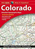 DeLorme® Colorado Atlas & Gazetteer (Delorme Atlas & Gazetteer)
