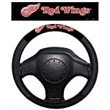 Freemont Die 88516 Red Wings Mesh Steering Wheel Cover
